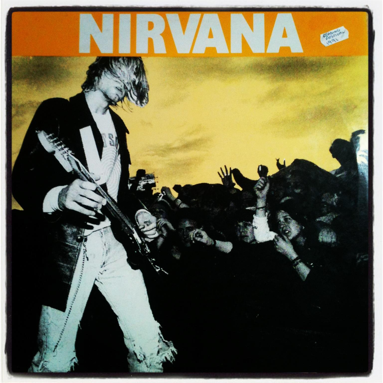 Random Record Nirvana Live From The Reading Festival 23 Aug 1991